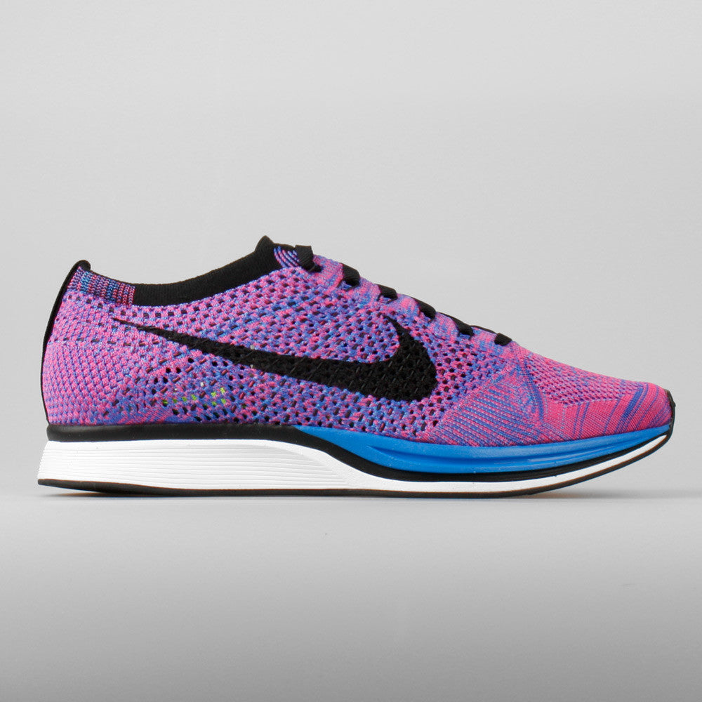official photos 594eb d939d Nike Flyknit Racer Game Royal Pink Flash (526628-400) ...
