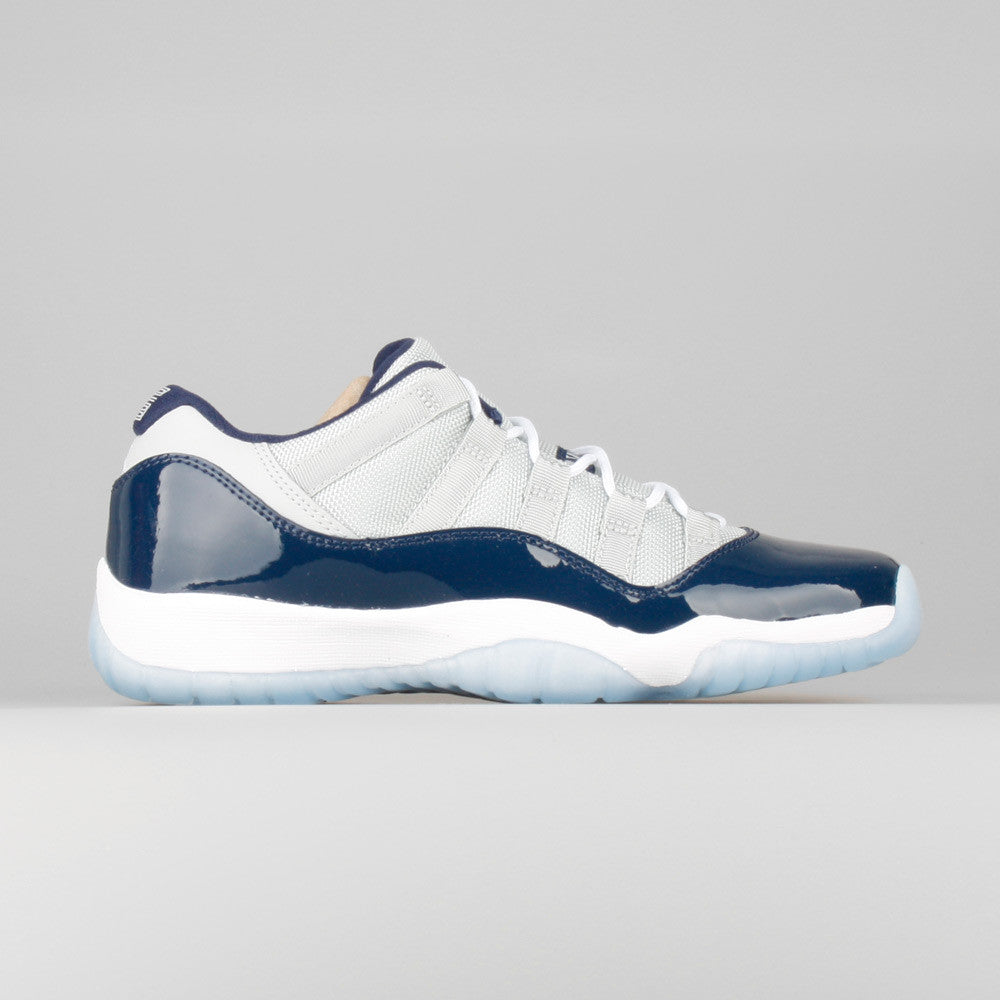 official photos 9f260 7623f Nike Air Jordan 11 Retro Low BG (GS) Georgetown