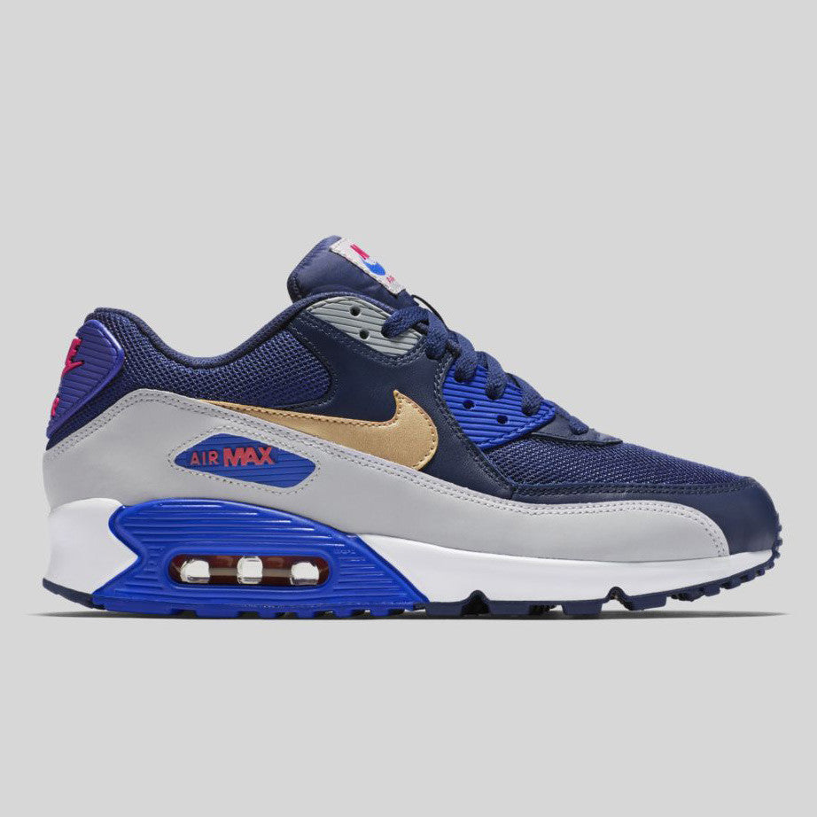 air max 90 midnight blue