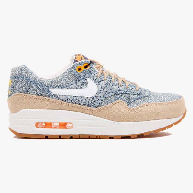 premium selection 33b87 8adb0 Nike Wmns Air Max 1 LIB QS Liberty Blue Recall (540855-400) ...