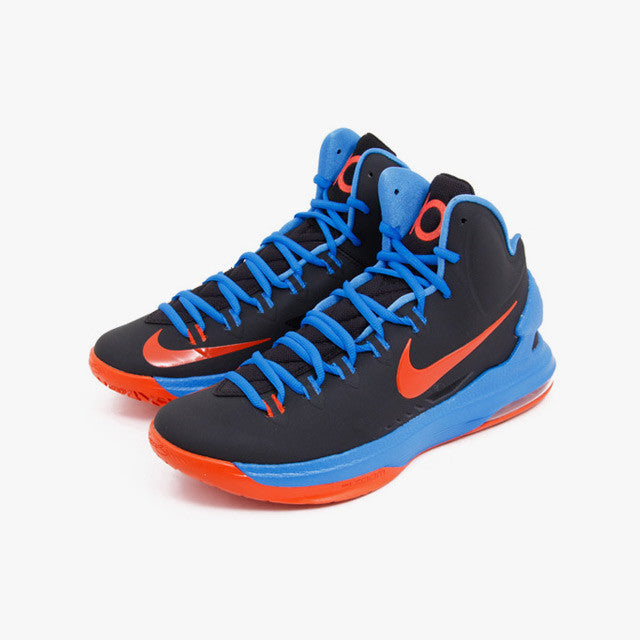 official photos 15b02 f27a9 ... Nike KD V OKC Thunder Away (554988-048) ...