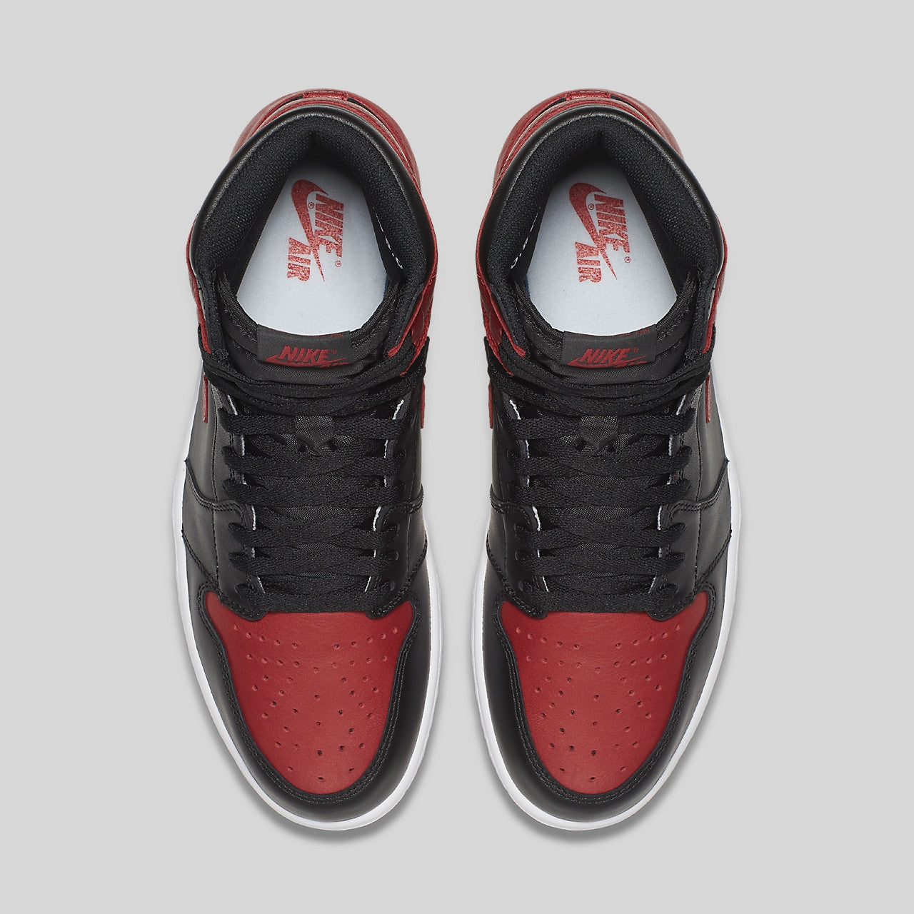 Nike Air Jordan 1 Retro High OG Banned Bred (555088-001)  6efaa2a1272b
