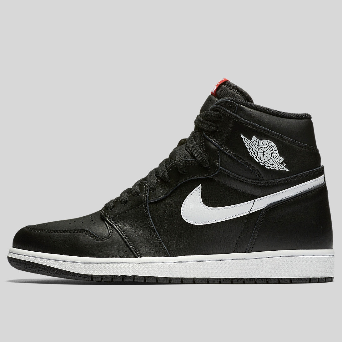 93648555158da2 Nike Air Jordan 1 Retro High OG Yin Yang Black (555088-011)