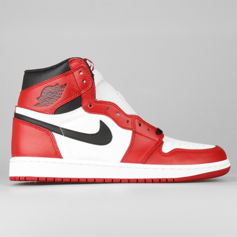 newest 635f4 5dbc1 Nike Air Jordan 1 Retro High OG Chicago Bulls (555088-101)   KIX-FILES