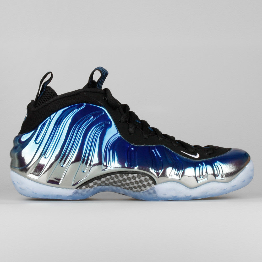 sports shoes d128b ab385 Nike Air Foamposite One PRM Blue Mirror (575420-008) | KIX-FILES