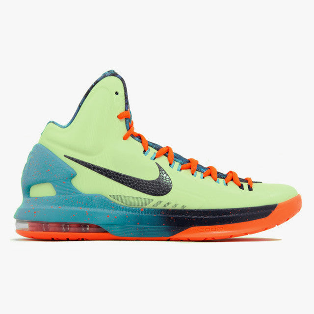 official photos 92254 0bf3a Nike KD V AS All Star Area 72 Raygun (583111-300) ...
