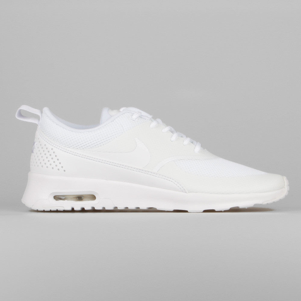 nike w air max thea triple white nmd