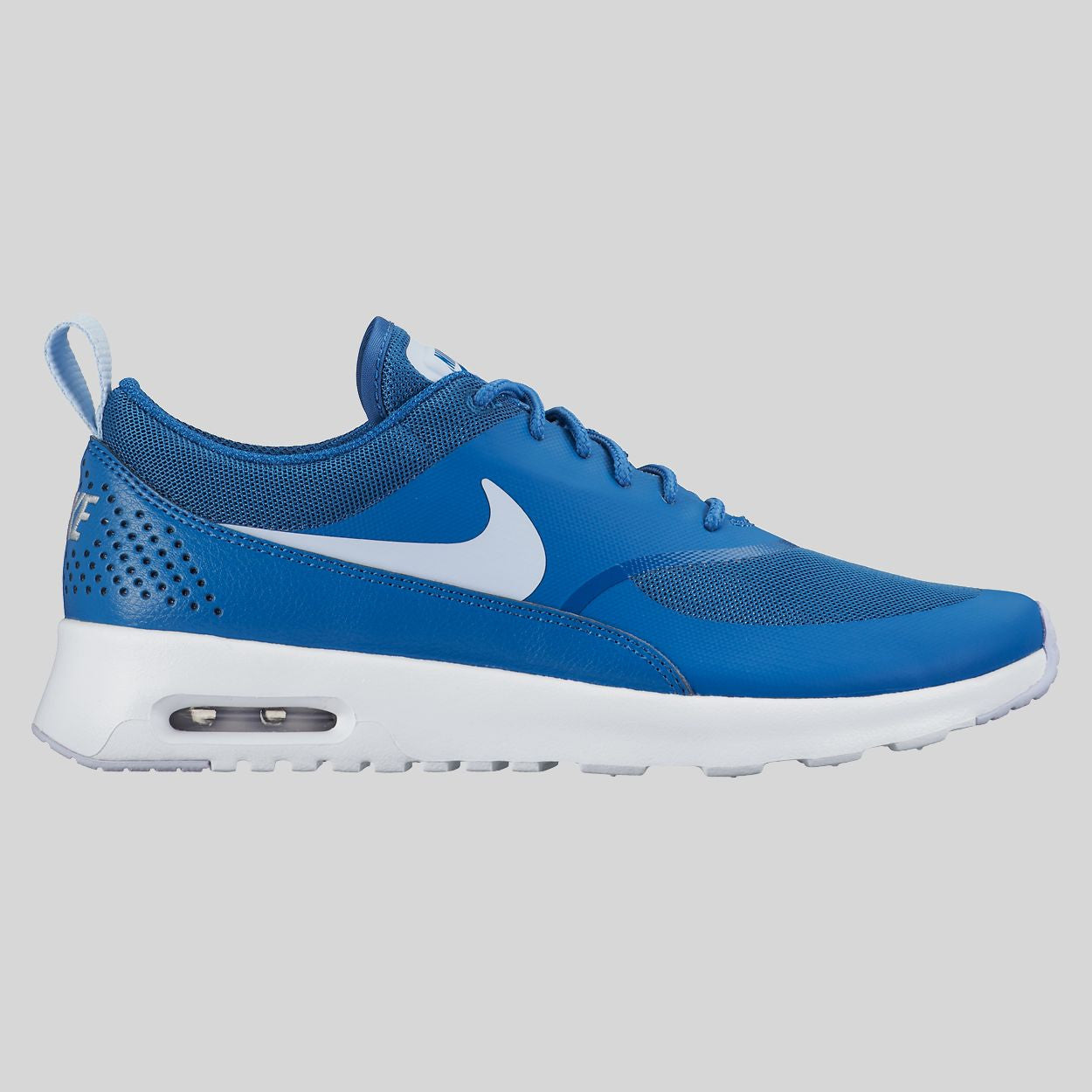 Fast Delivery Nike Air Max Thea 599409-410 Brigade Blue / White-Porpoise   Nike   Womens   2015