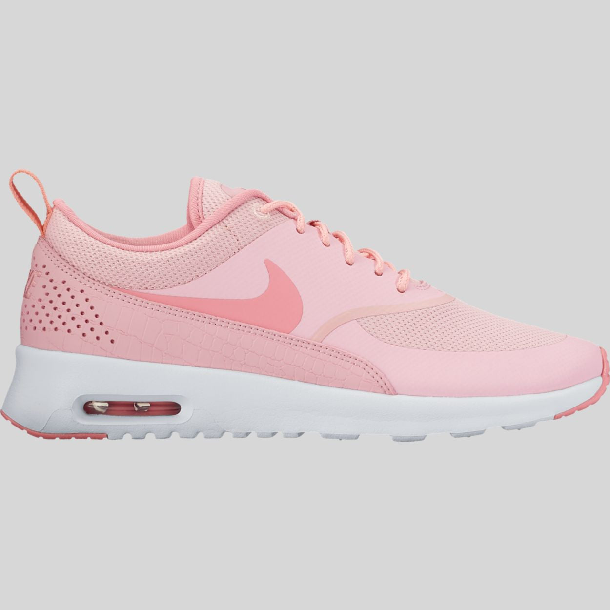 nike wmns air max thea pink oxford bright melon white. Black Bedroom Furniture Sets. Home Design Ideas