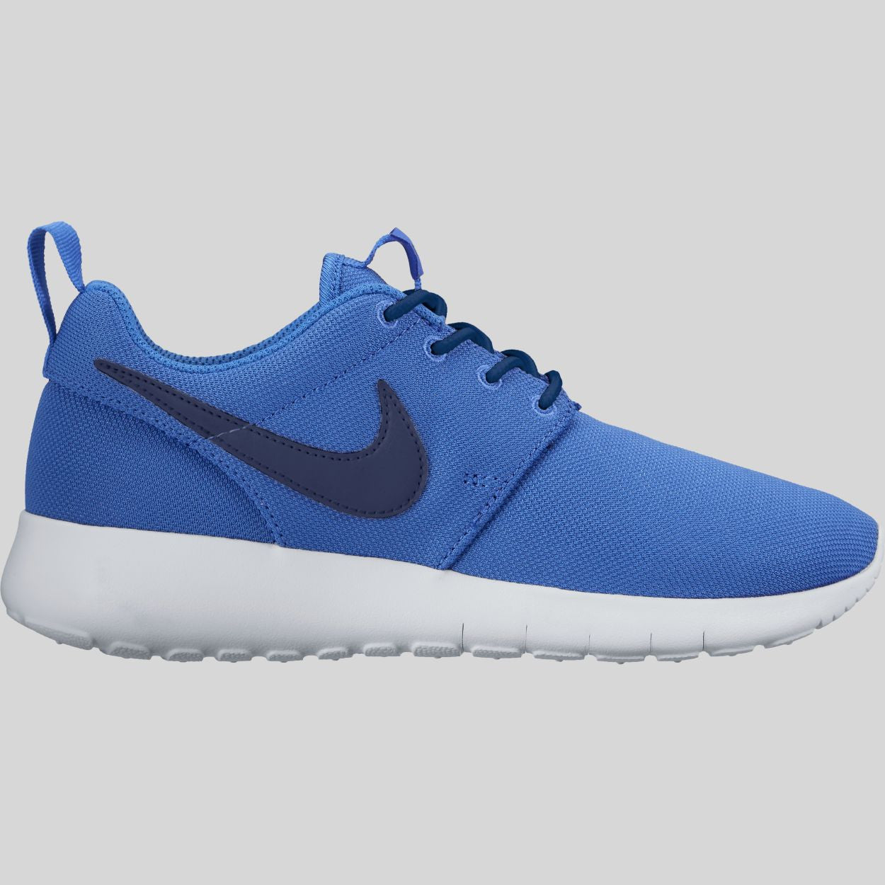 quality design f86e9 b01c9 Nike Roshe One (GS) Comet Blue Binary Blue White