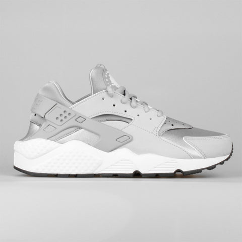 fffcdbecb710a ... sale nike wmns air huarache run metallic silver wolf grey 19615 086c9