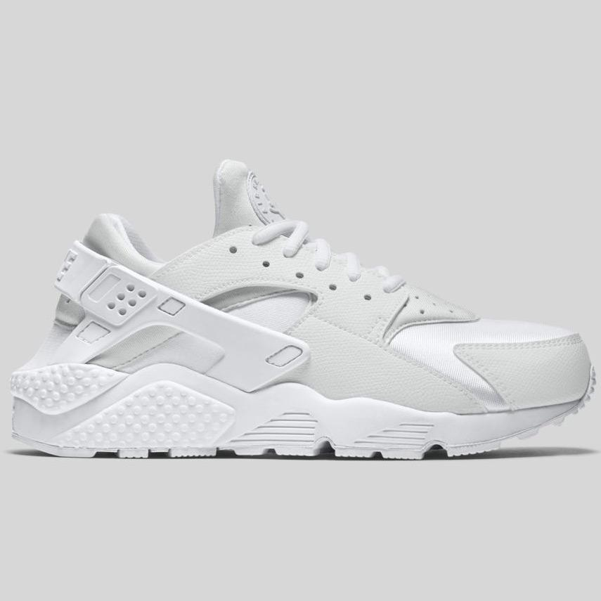 1888dff1f860 Nike Wmns Air Huarache Run White White (634835-108)