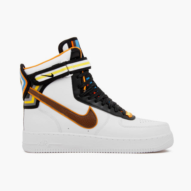 size 40 434d6 9207d Riccardo Tisci x Nike Air Force 1 Hi SP RT Givenchy (669919-120) ...