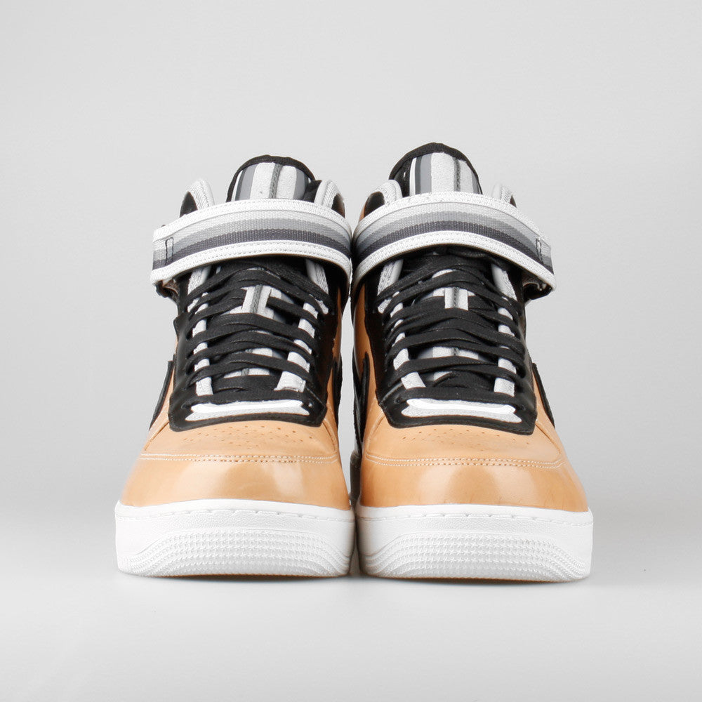 new arrival de71c f74e7 ... Riccardo Tisci x Nike Air Force 1 Mid SP Tisco RT Givenchy Vachetta Tan  (677130 ...