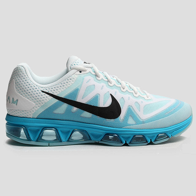 nike air max tailwind 7 white/blue lagoon/copa/black