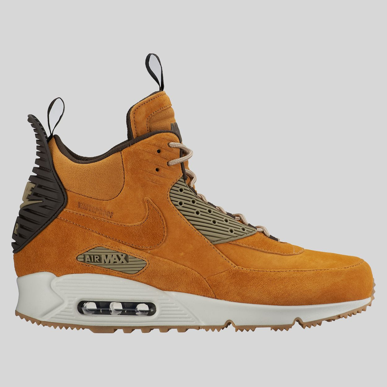 nike air max 90 sneakerboot beige