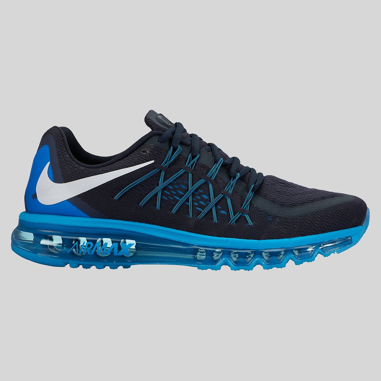 best loved 3a82c bef3a Nike Air Max 2015 Dark Obsidian Blue Lagoon (698902-402)