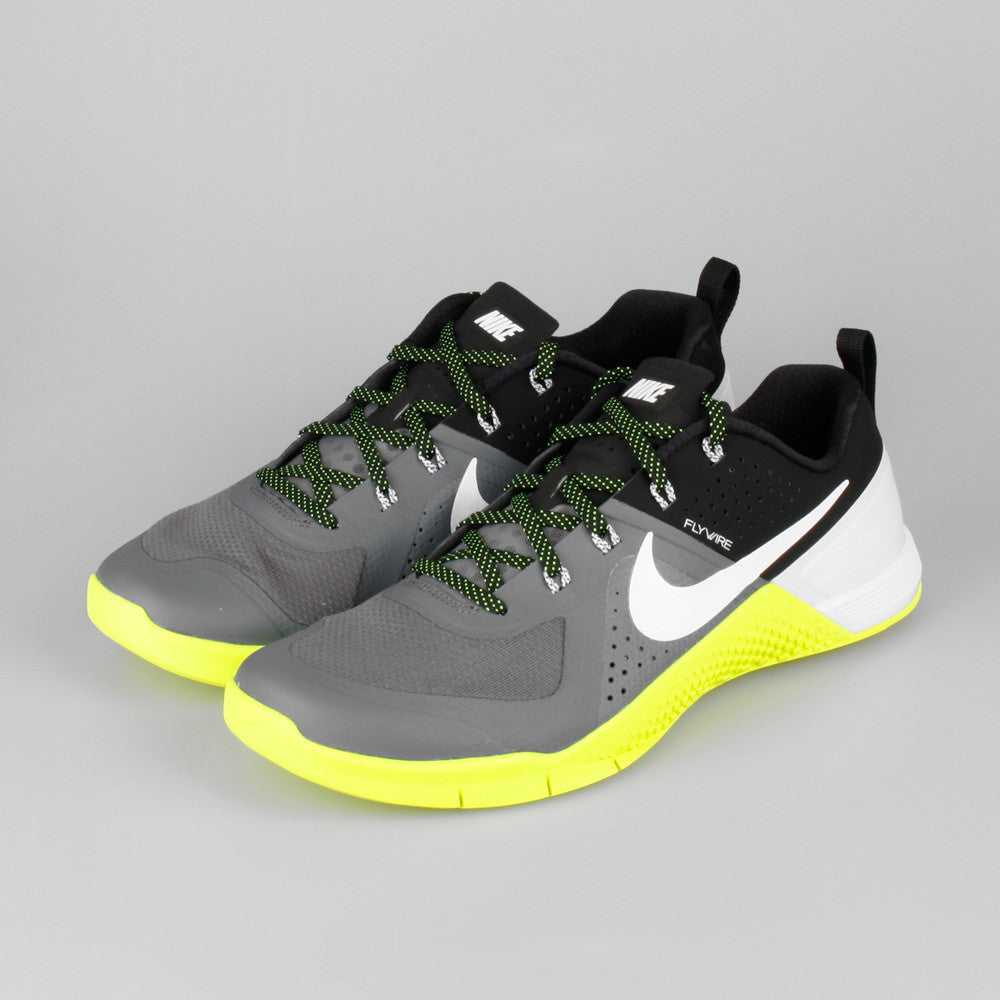 037c734037bf Nike Metcon 1 Dark Grey White Volt. Item Number  704688-007