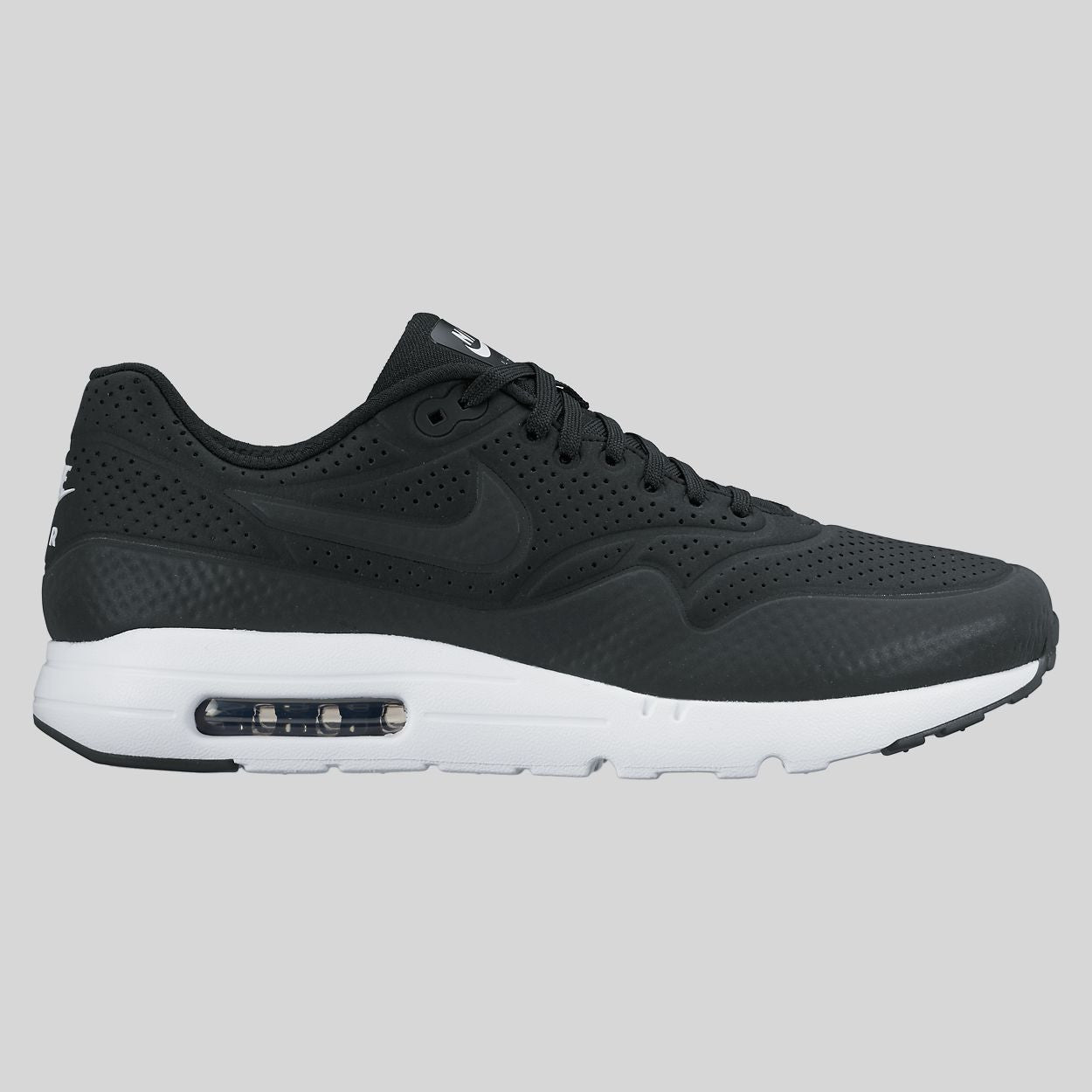 nike air max 1 black white