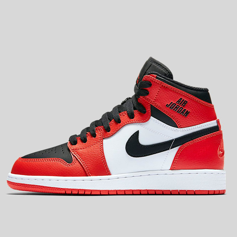 uk availability 6576e bf24b Nike Air Jordan 1 Retro High GG (GS) Max Orange White Black