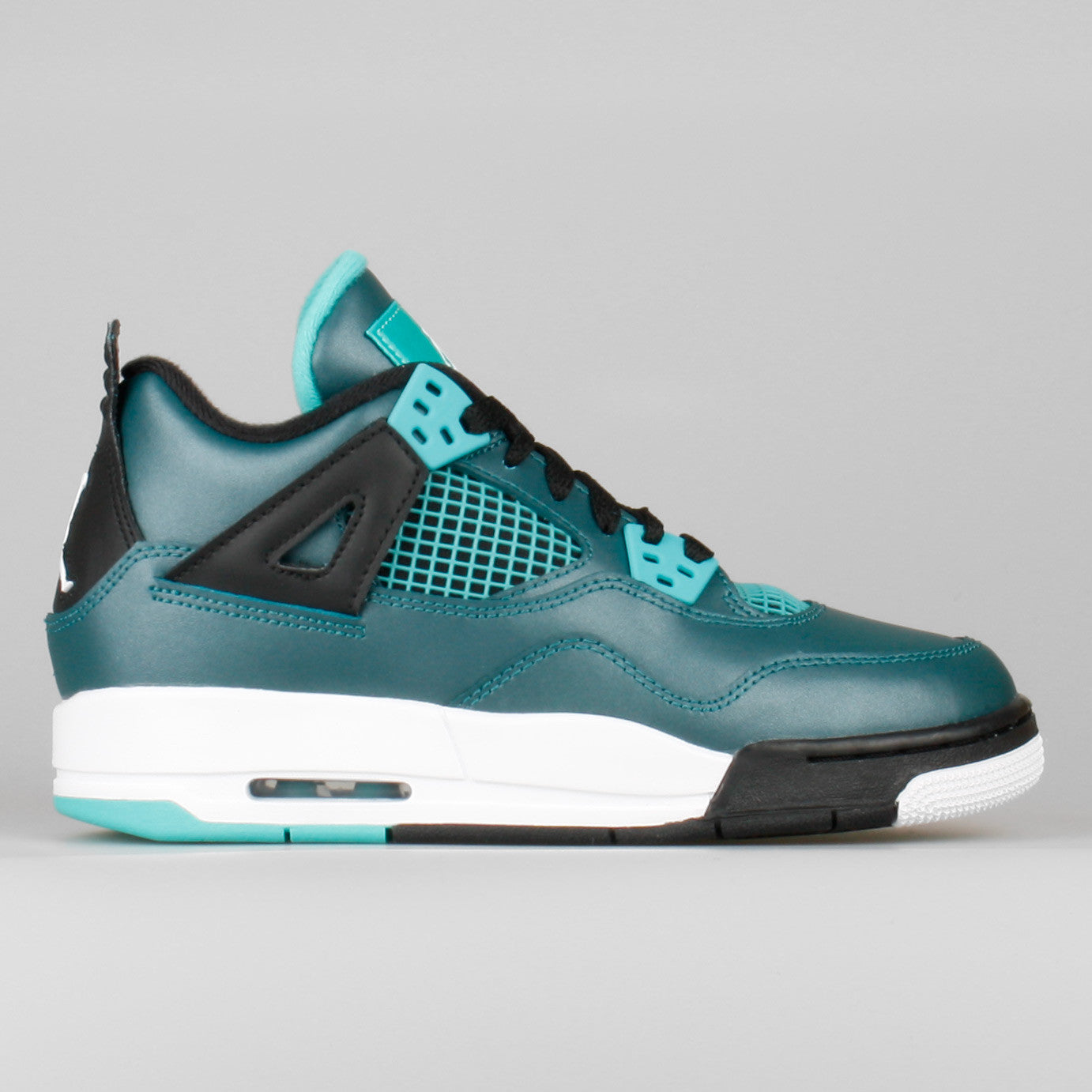 Nike Air Jordan 4 Retro 30th BG (GS) Teal (705330-330)  3bf639c9b