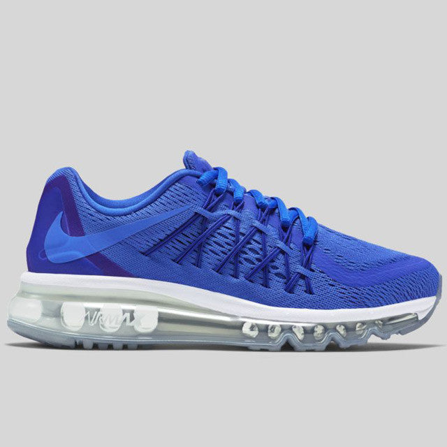 nike air max 2015 blue white Santillana
