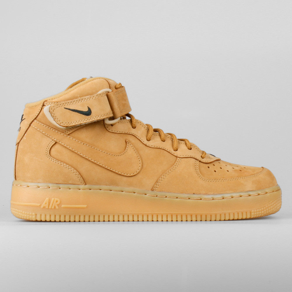 Nike Air Force 1 Mid  07 PRM QS Flax Pack Wheat (715889-200 ... f9d0b7488
