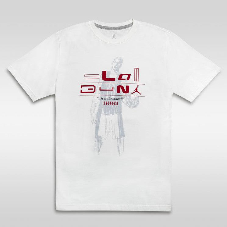 big sale e5bed 0c03f Slam Dunk x Nike Air Jordan 6 Comic Tee (715941-100)