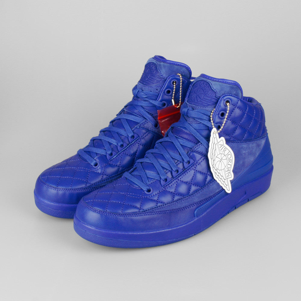 Cheap Nike Air Jordan 2 x Just Don - Quilted #717170-405