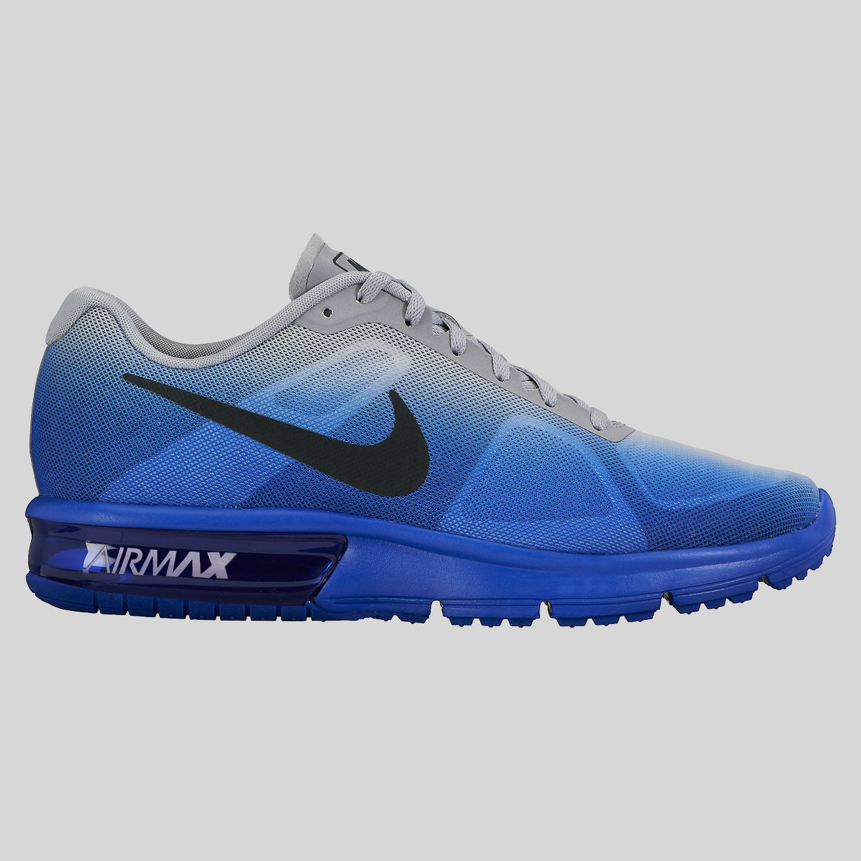 nike air max sequent racer blue wolf grey fade 719912 405 kix files. Black Bedroom Furniture Sets. Home Design Ideas