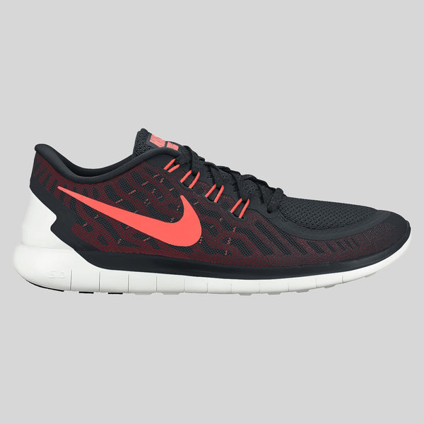 new product bec81 a1058 ... Nike Free 5.0 Black Hyper Orange University Red .