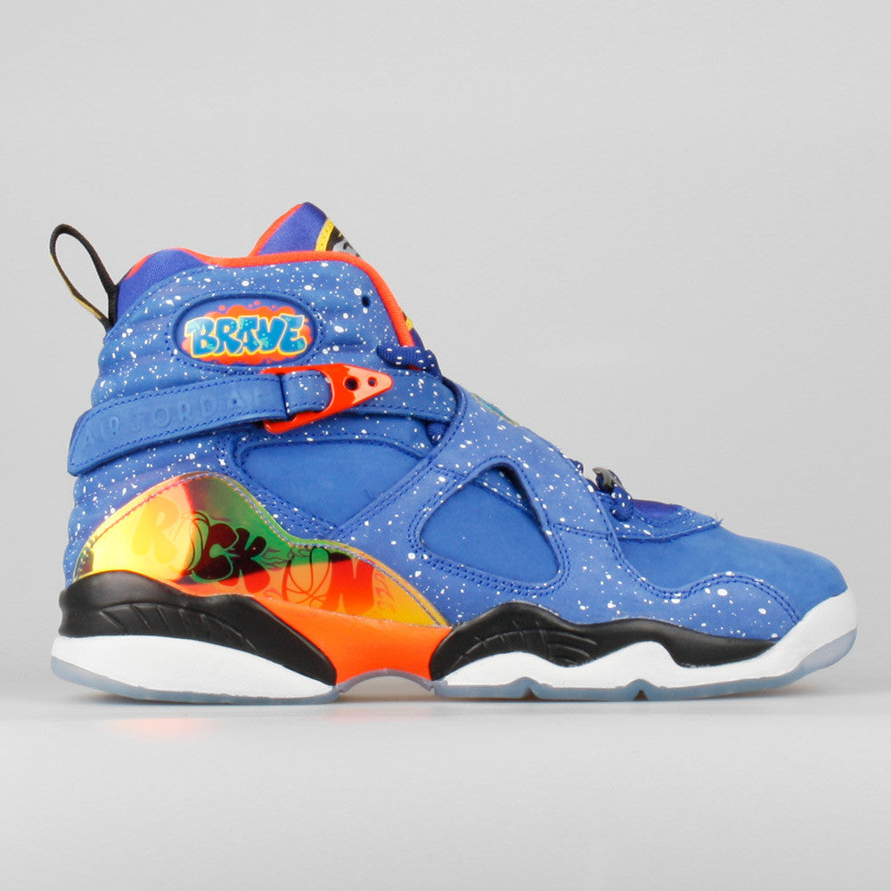 brand new e4a6b a8c5b Nike Air Jordan 8 Retro DB (GS) Doernbecher (729894-480) ...