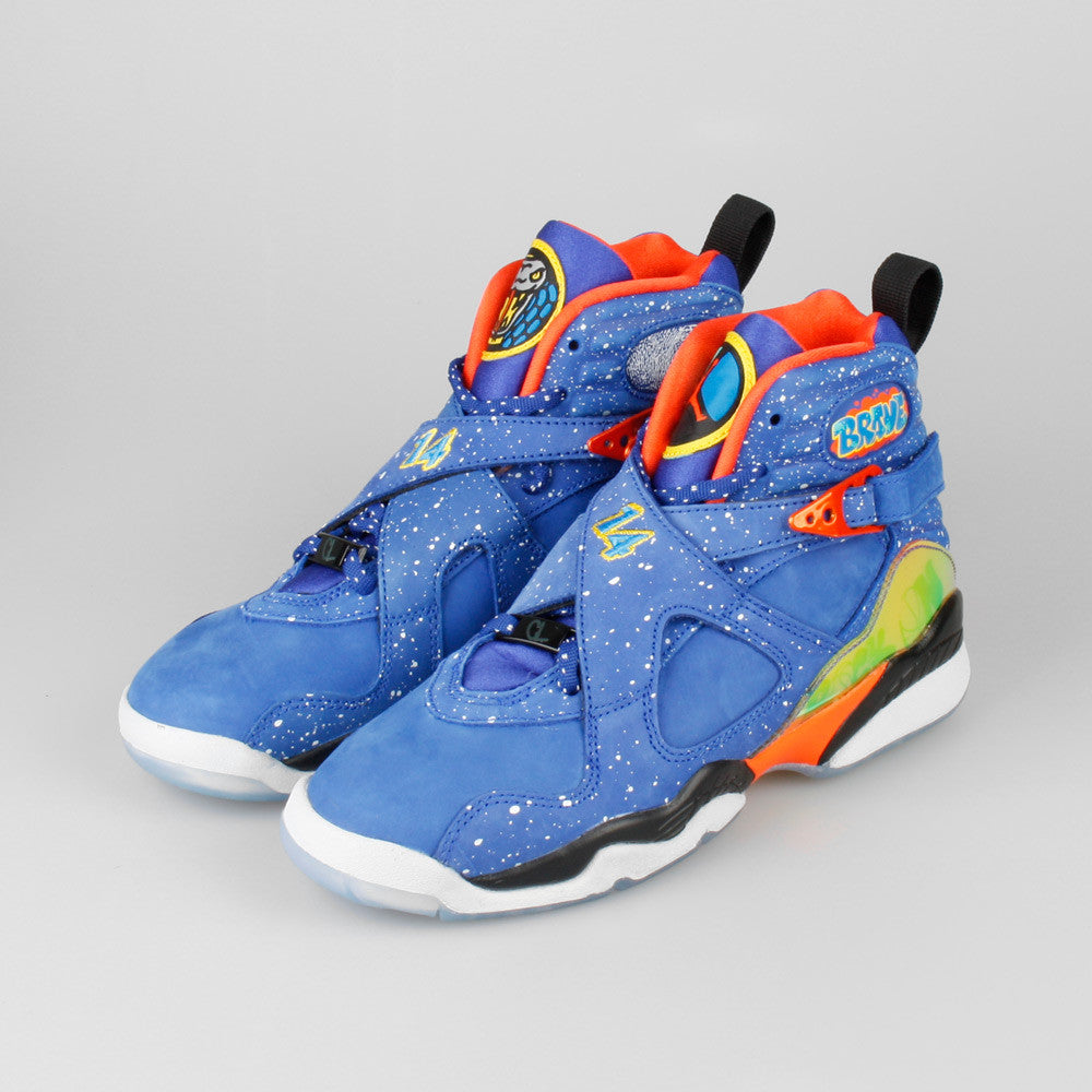 free shipping 784f1 779a8 ... Nike Air Jordan 8 Retro DB (GS) Doernbecher (729894-480) ...