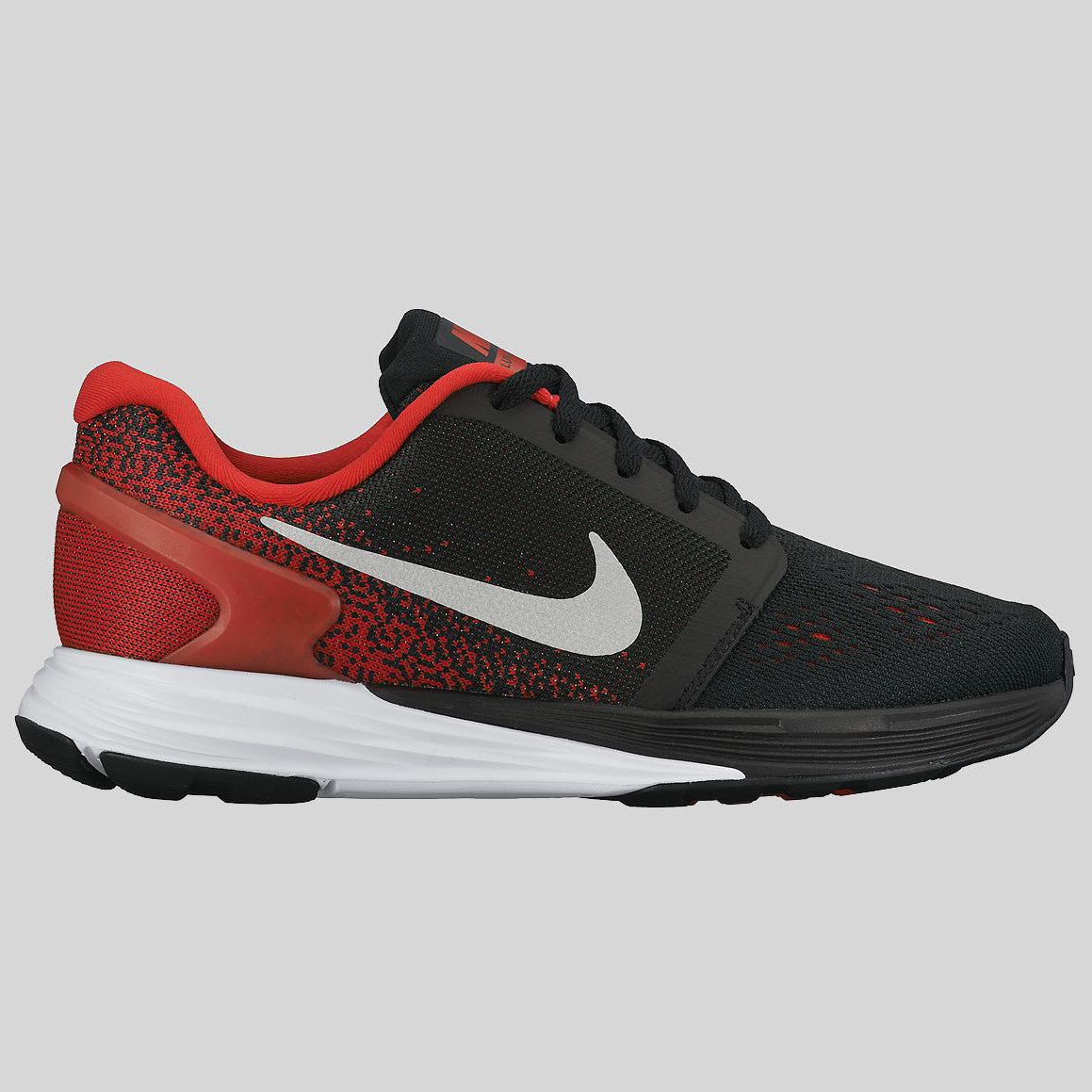 Nike Lunarglide 7 Red And Black