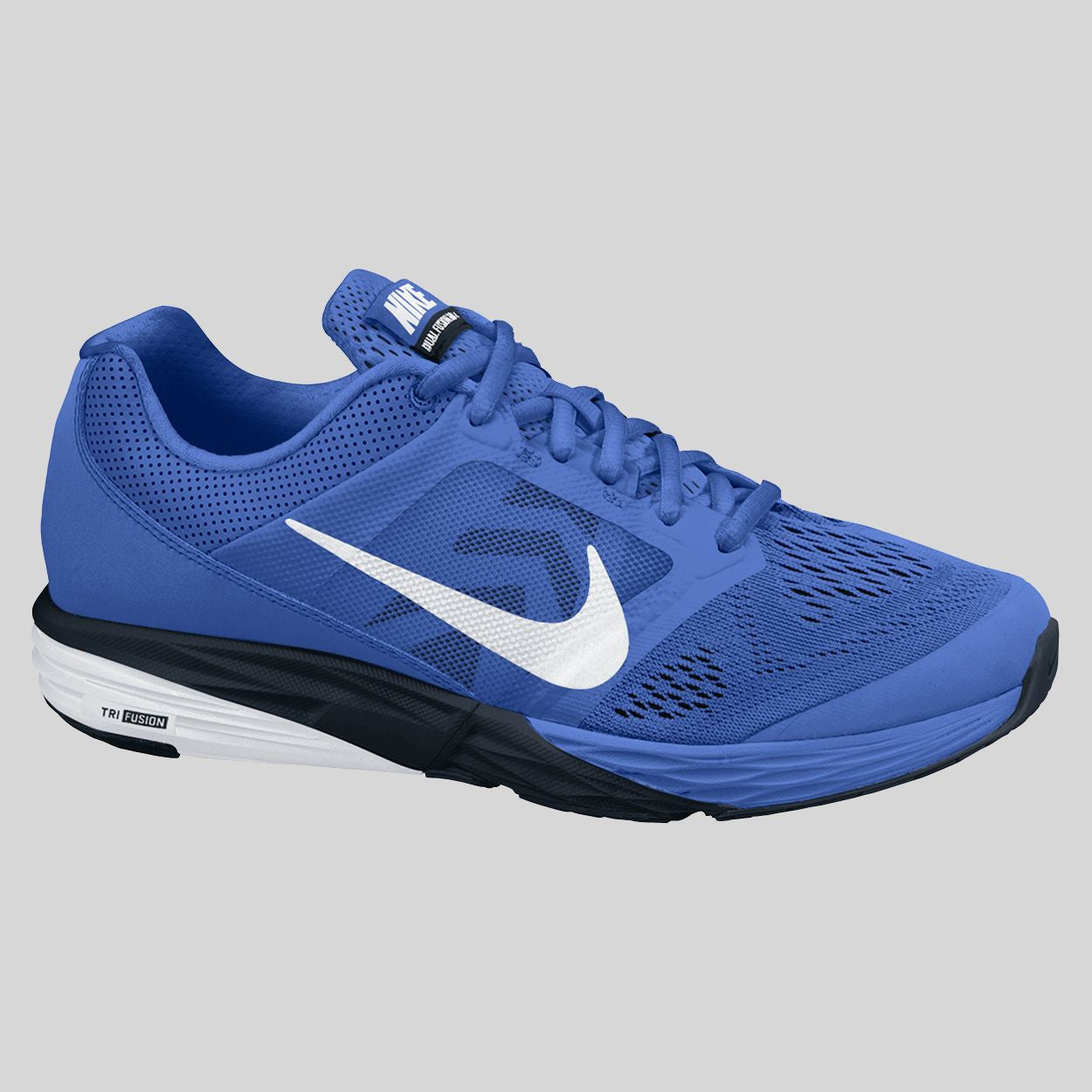 classic fit ae4c8 f141f ... usa nike tri fusion run msl game royal white black 749171 401 c8778  a086c