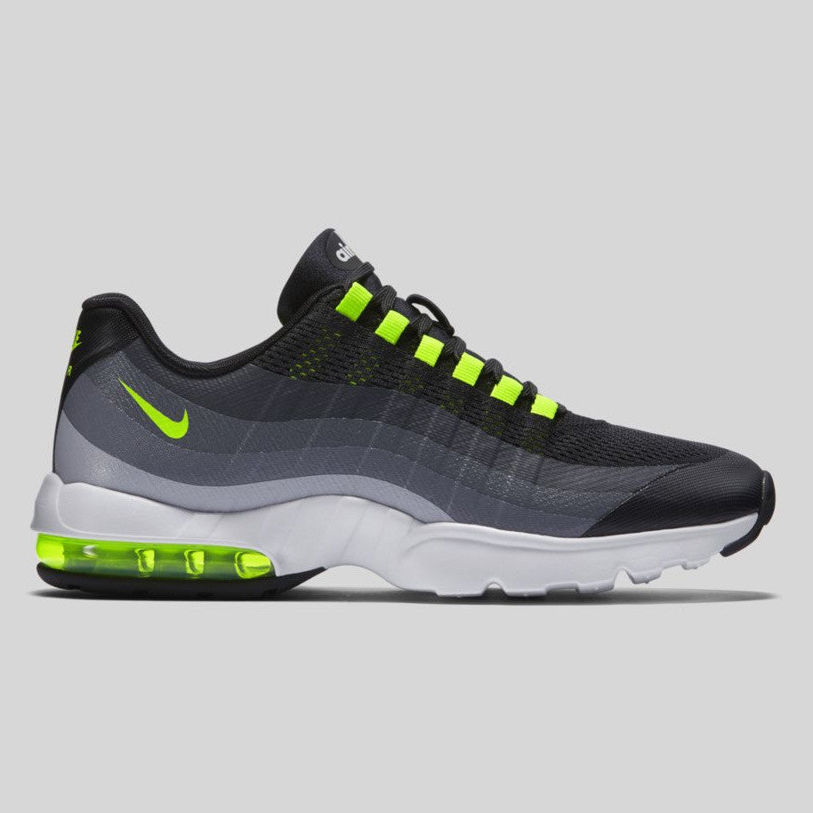 Nike Air Max 95 Ultra Black Volt Anthracite