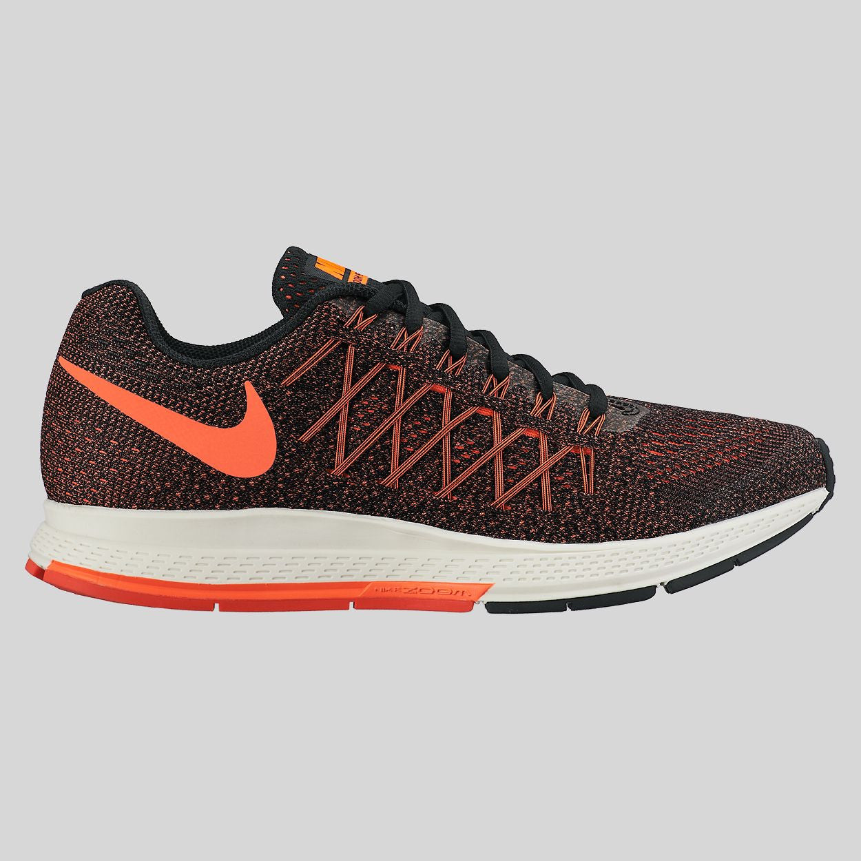 563c7b923393 Nike Wmns Air Zoom Pegasus 32 Black Hyper Orange (749344-009) ...