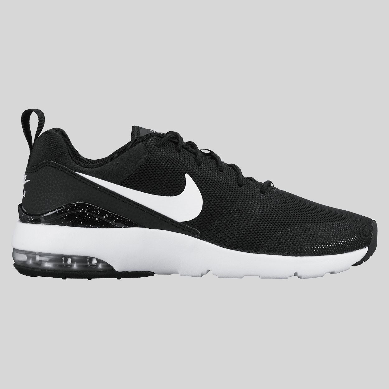 Nike Wmns Air Max Siren Black White Metallic Silver (749510-004)