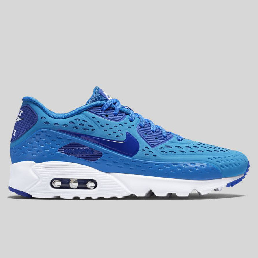 nike air max 90 ultra br photo blue