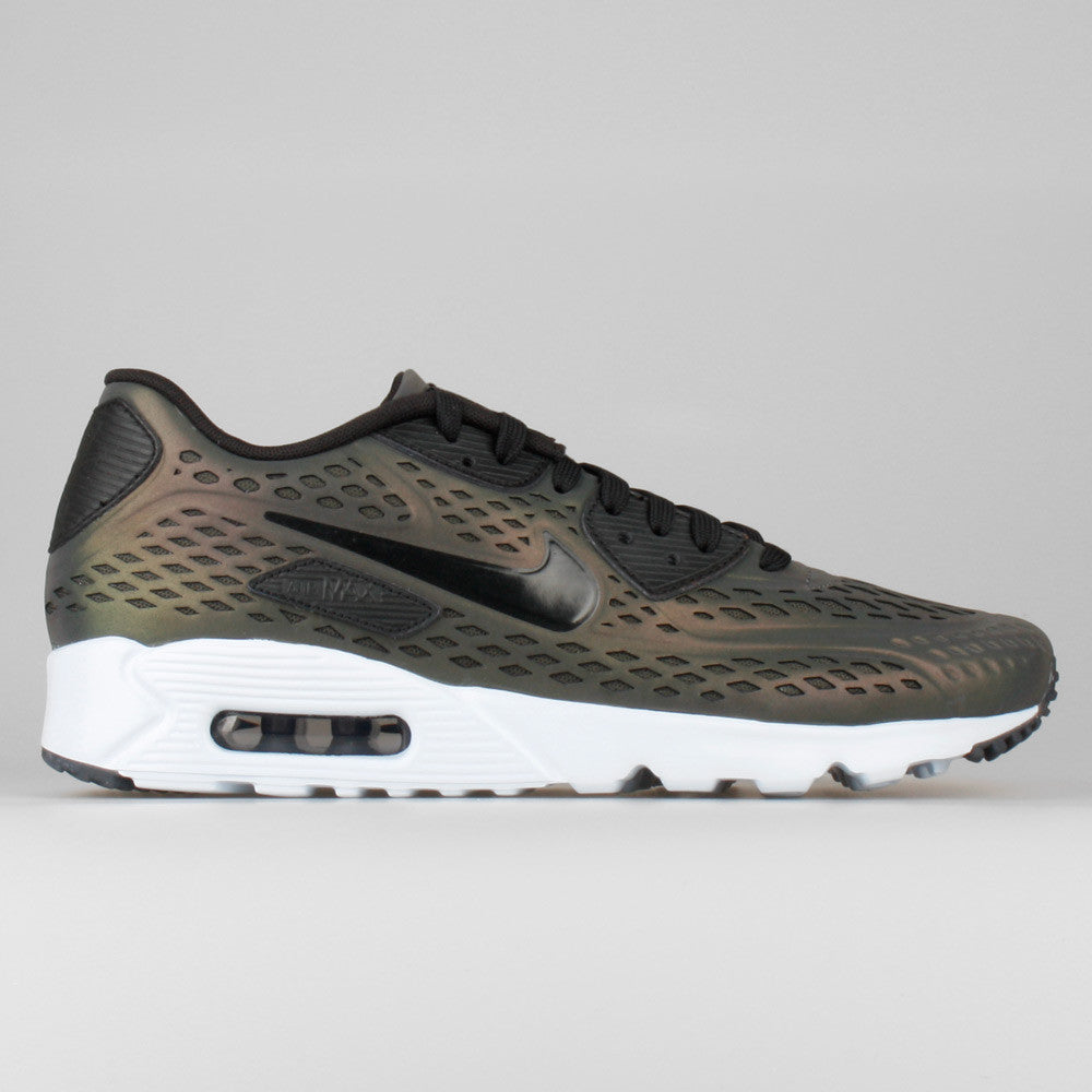 new styles 75b9f b66c7 Nike Air Max 90 Ultra Moire QS Iridescent Pack (777427-200)   KIX-FILES
