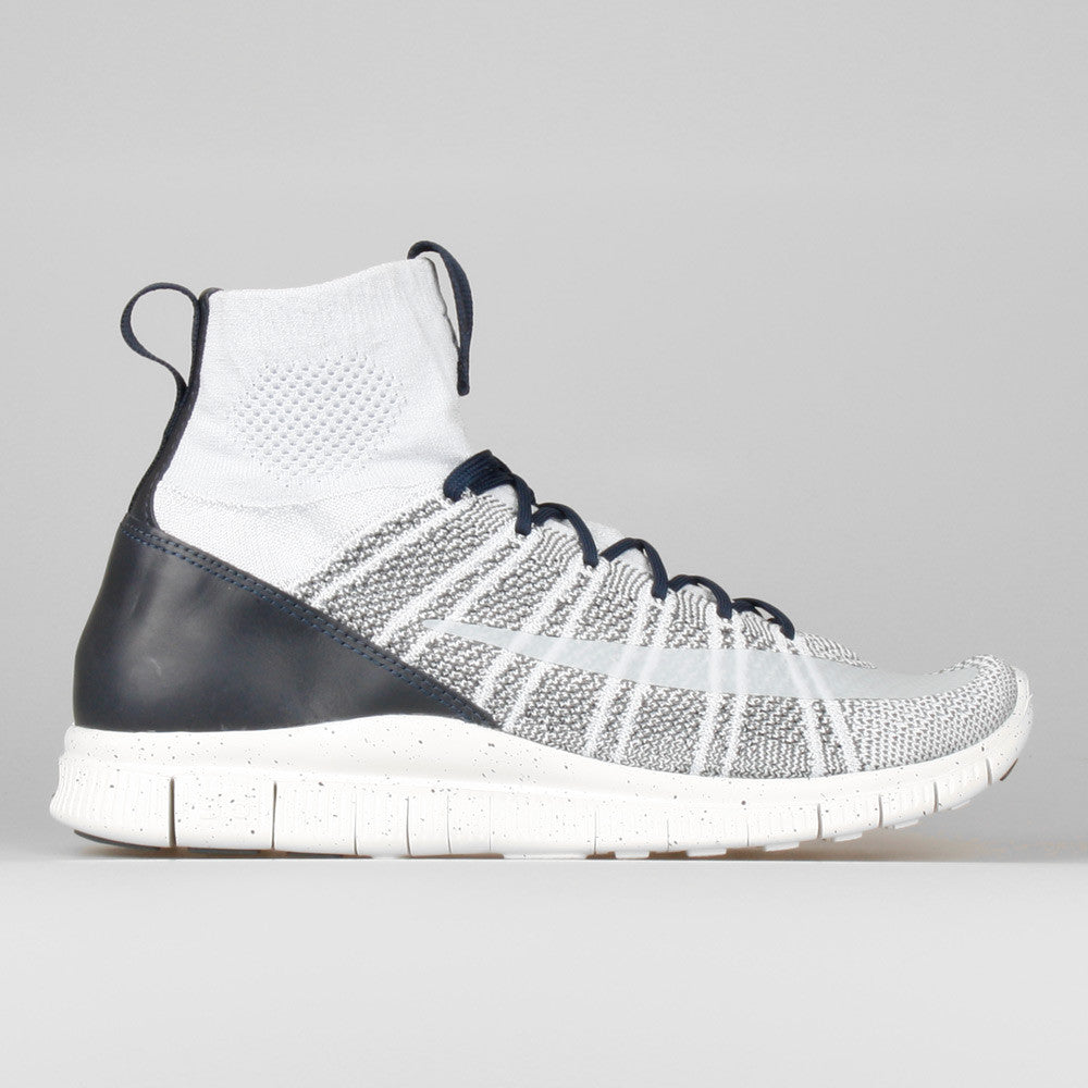 270237cad8a Nike Free Flyknit Mercurial Pure Platinum Obsidian (805554-001 ...