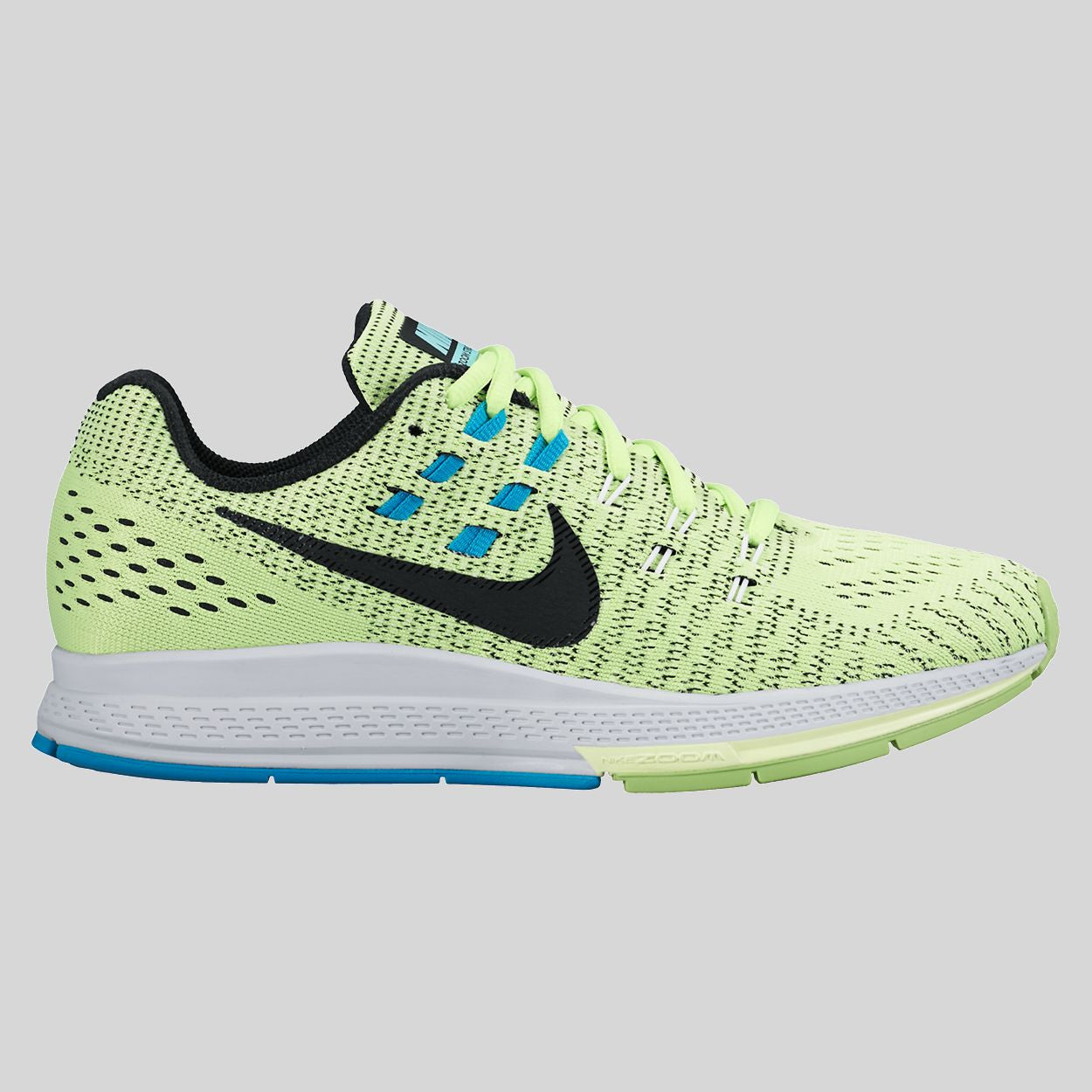 nike zoom structure 19 pink green - nike zoom structure 19 green pink