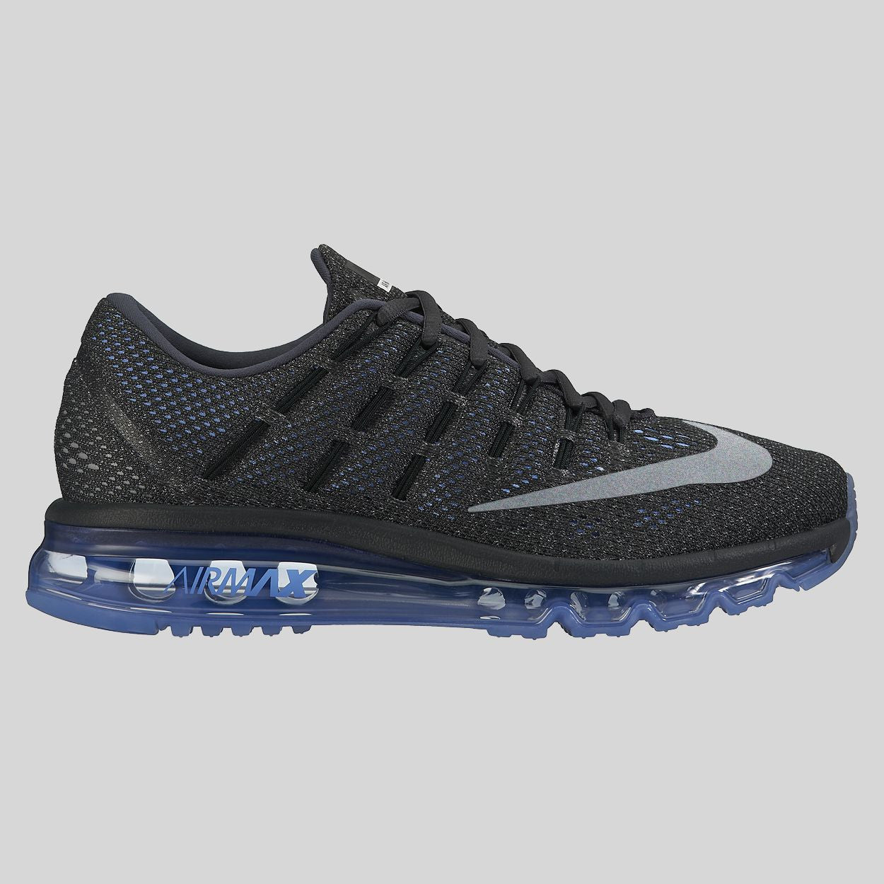 Nike Wmns Air Max 2016 Anthracite Reflect Silver Chalk Blue (806772-004)