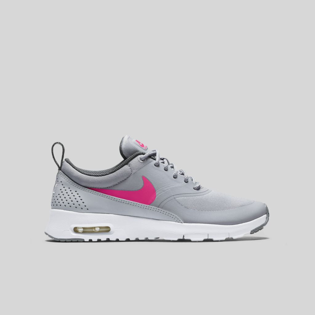 nike air max thea wolf grey pink