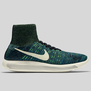 Nike Lunarepic Flyknit Multicolor Photo Blue Poison Green