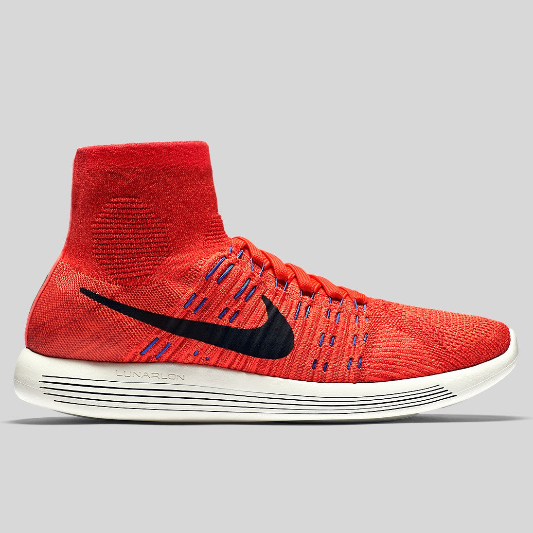 d06a5057e99177 Nike Lunarepic Flyknit University Red Black Total Crimson (818676-600)