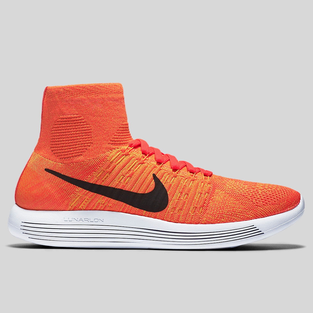 279f5cf5d347 Nike Lunarepic Flyknit Total Crimson Black Bright Citrus (818676-800 ...
