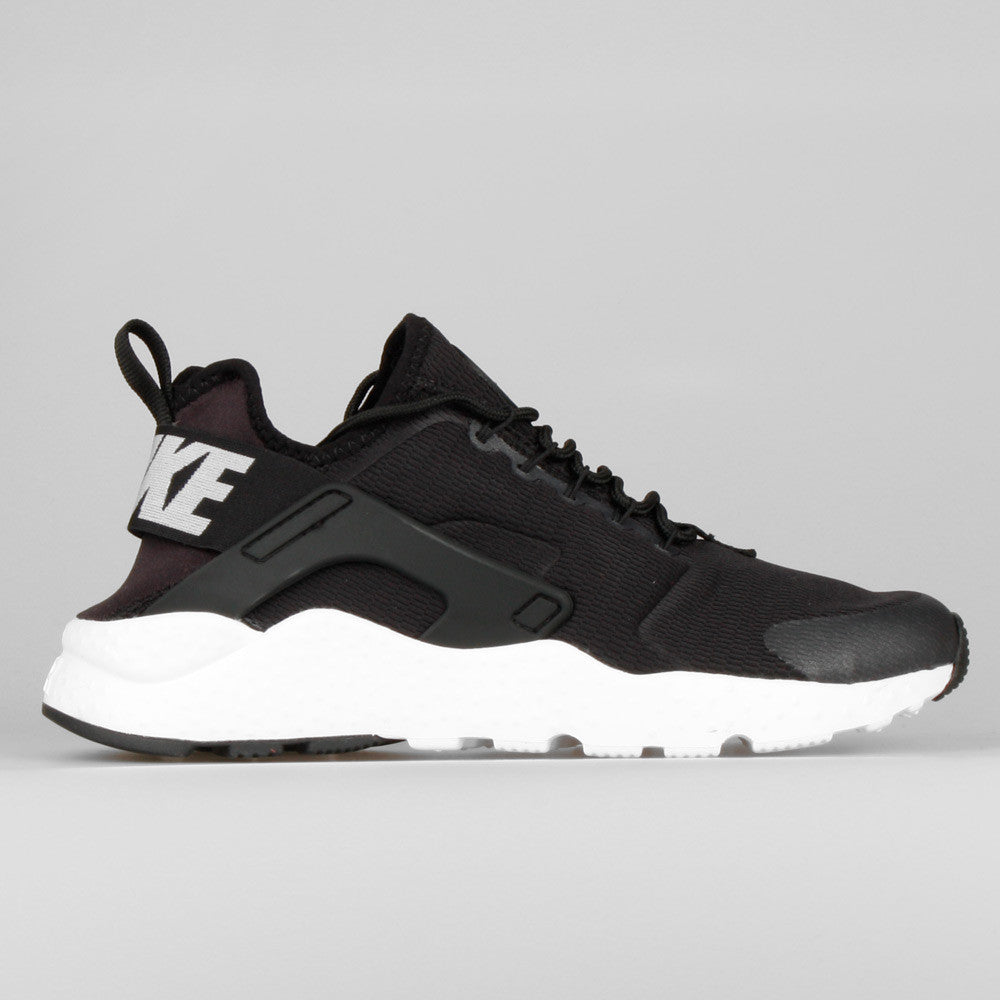 Nike Wmns Air Huarache Run Ultra Black White (819151-001)  0db22a033