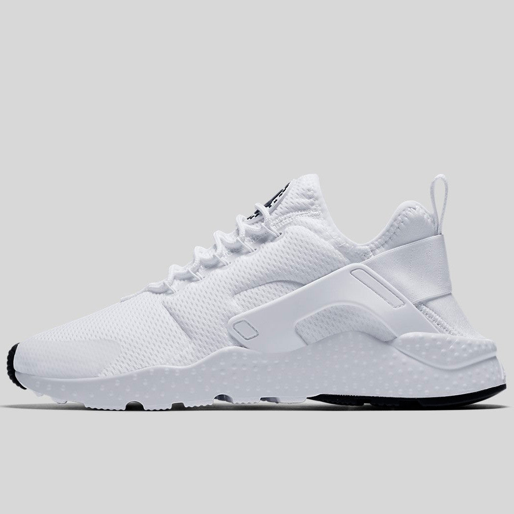 8af69f9e99af2 Nike Wmns Air Huarache Run Ultra White Black White (819151-102 ...