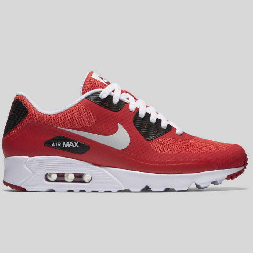 red nike air max 90 ultra essential